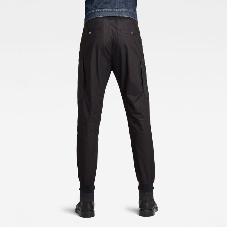 Ανδρικό παντελόνι G-Star Woven Mix Cargo Sweatpants   Αυθεντικό 1