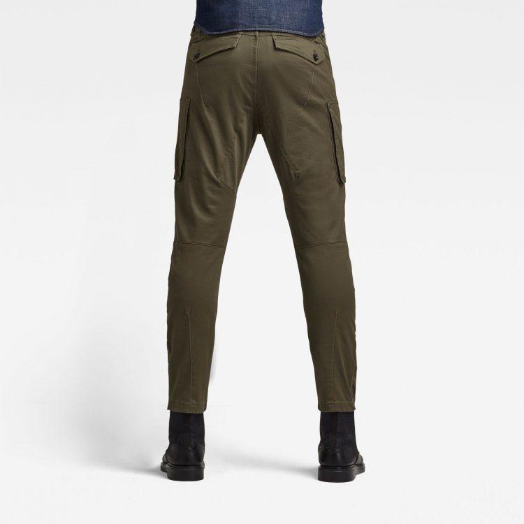 Ανδρικό παντελόνι G-Star Zip Pocket 3D Skinny Cargo Pants | Αυθεντικό 1