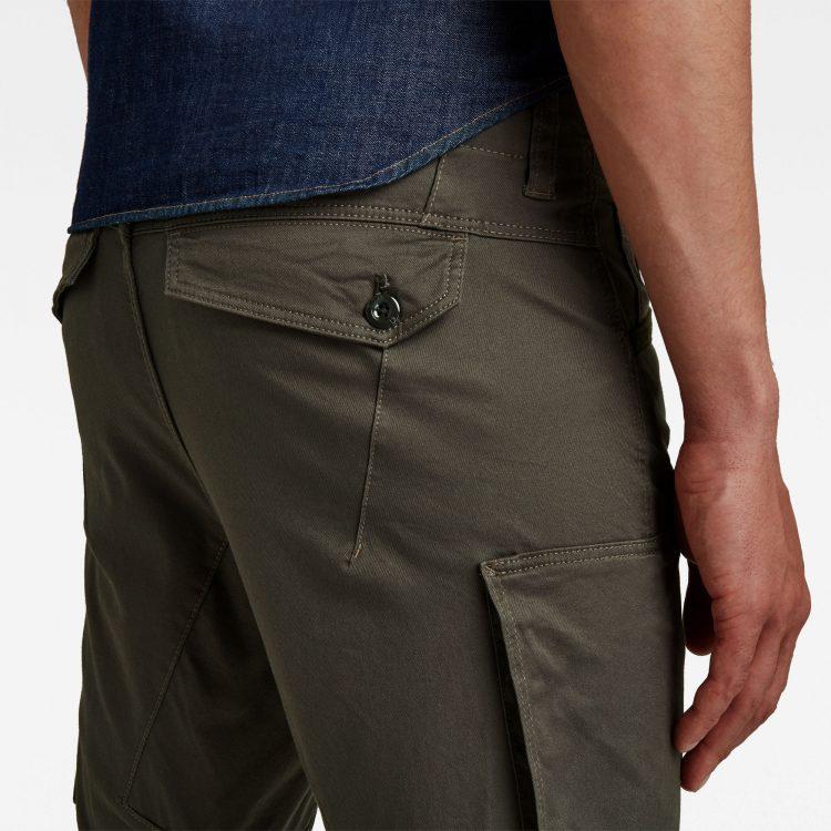 Ανδρικό παντελόνι G-Star Zip Pocket 3D Skinny Cargo Pants | Αυθεντικό 2