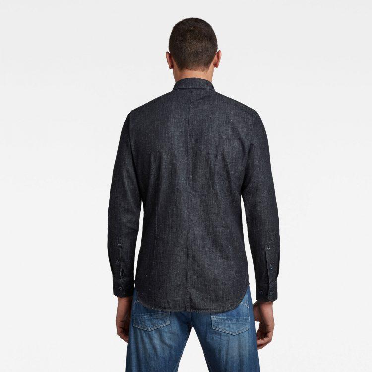 Ανδρικό Πουκάμισο G-Star Zip Pocket Slim Shirt | Αυθεντικό 2