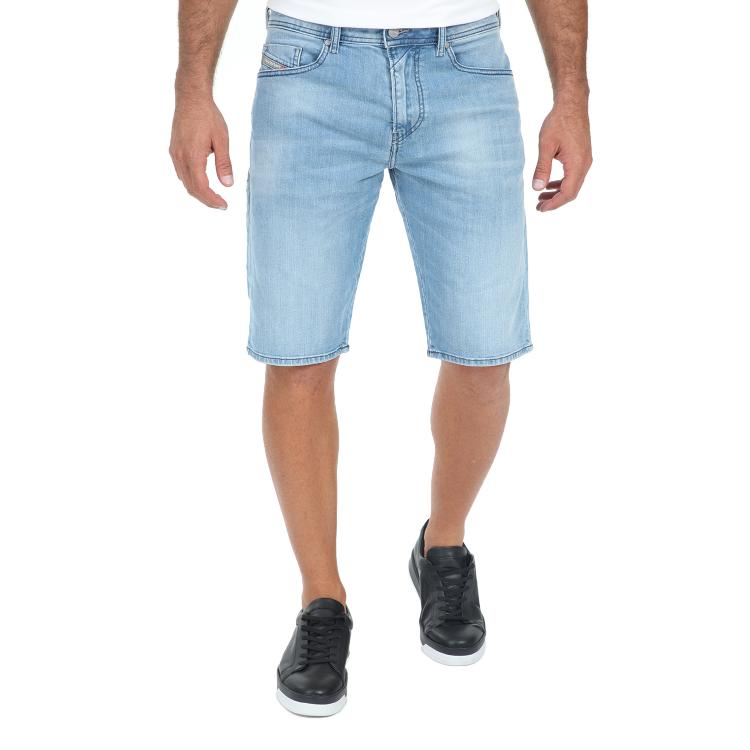 DIESEL - Ανδρική jean βερμούδα DIESEL THOSHORT μπλε